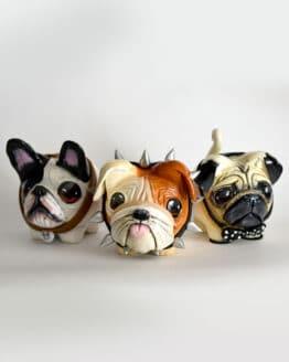 Alcancias de perritos, tu perro en forma de alcancia alcancias gordogs