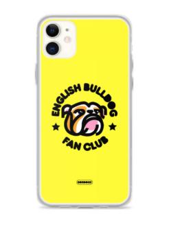 funda para celular club bulldog gordogs carcasa para celular