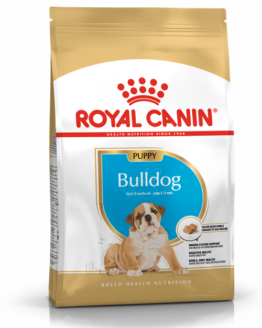 Comida para perro royal canin bulldogs puppy cachorro